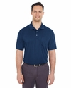 Adult Cool & Dry Mesh Piqué Polo with Pocket: (8210P)