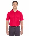 Men's Tall Cool & Dry Mesh Piqué Polo: (8210T)