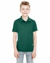 Youth Cool & Dry Mesh Piqué Polo: (8210Y)