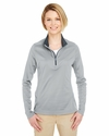 Ladies' Cool & Dry Sport 1/4-Zip Pullover: (8230L)