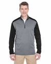 Adult Cool & Dry Sport 2-Tone 1/4-Zip Pullover: (8232)