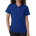 Ladies' Cool & Dry Pebble-Knit Polo: (8240L)