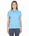 Ladies' Cool & Dry Jacquard Performance Polo: (8255L)