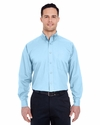 Men's Easy-Care Broadcloth: (8355)