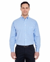Men's Medium-Check Woven: (8385)