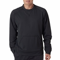 Adult Cool & Dry Sport Crew Neck Fleece: (8443)