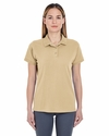 Ladies' Basic Piqué Polo: (8550L)
