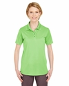 Ladies' Cool & Dry 8 Star Elite Performance Interlock Polo: (8610L)