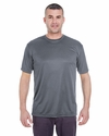 Men's Cool & Dry Basic Performance Tee: (8620)
