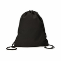 8875 UltraClub Cotton Canvas Drawstring Pack