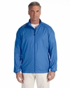 Men's 3-Stripes Full-Zip Jacket: (A169)