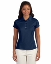 Ladies' climalite® Solid Polo: (A171)