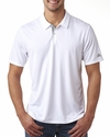 Men's Gradient 3-Stripes Polo: (A206)