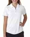Ladies' ClimaCool® Mesh Color Hit Polo: (A222)