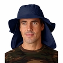 Adams Bucket Hat: UPF 45+ Extreme Vacationer (UBM101)