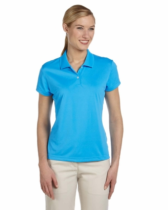 adidas Women's Polo Shirt: (A122)
