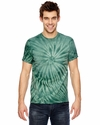 Adult Adult Team Tonal Cyclone Tie-Dyed T-Shirt