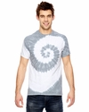Adult Adult Team Tonal Spiral Tie-Dyed T-Shirt