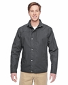 Adult Auxiliary Canvas Work Jacket: (M705)