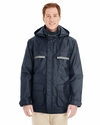 Adult Axle Insulated Cargo Jacket: (M779)