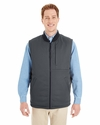 Adult Dockside Interactive Reversible Freezer Vest: (M776)