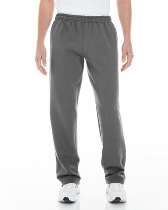 Adult Heavy Blend  8 oz. Open-Bottom Sweatpants with Pockets