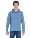 Adult Long-Sleeve Hooded T-Shirt: (4900)