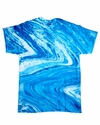 Adult Marble Tie-Dyed T-Shirt: (CD1111)
