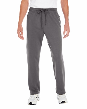Adult Performance 7.2 oz Tech Open Bottom Sweatpants with Pockets