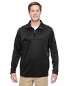 Adult Task Performance Fleece Half-Zip Jacket: (M730)