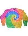 Adult Tie-Dyed Fleece: (H8100)
