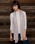 Alternative Oversized Bundle Up Scarf: (AA7012)