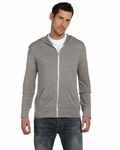 alternative Men's Sweatshirt: 4.4 oz. Eco Long-Sleeve Zip Hoodie (AA1970)