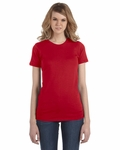 alternative Women's T-Shirt: 100% Cotton Tear-Away Label (AA1072)