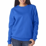 Anvil Women's Sweatshirt: Fashion Crewneck (71000FL)