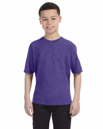 Anvil Youth T-Shirt: 100% Cotton Fashion Fit (990B)