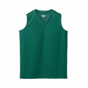 Augusta Sportswear Girls Jersey: 100% Polyester Wicking Mesh Sleeveless (526)