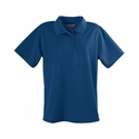 Augusta Sportswear Women's Polo Shirt: 100% Polyester Wicking Mesh Sport (5097)