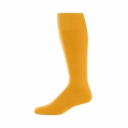 Augusta Sportswear Youth Game Socks: Nylon Blend Knee-length Tube (6021)