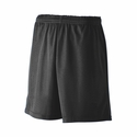 Augusta Sportswear Youth Shorts: 100% Polyester Mini-Mesh League (734)