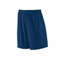 Augusta Sportswear Youth Shorts: 100% Polyester Tricot Mesh 7-Inch (843)
