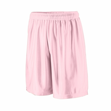 Augusta Sportswear Youth Shorts: 100% Polyester Dazzle Fabric 7-Inch with Inside Drawcord (921)