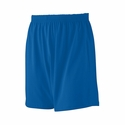 Augusta Sportswear Youth Shorts: 50/50 Jersey Knit (991)