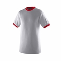 Augusta Sportswear Youth T-Shirt: 50/50 Ringer (711)