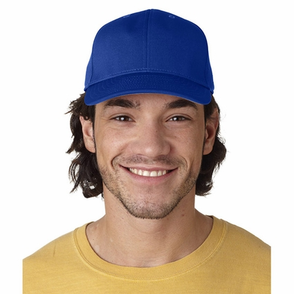 Badger Sport Cap: 100% Polyester Interlock Solid Pro Tech Flex (S322)