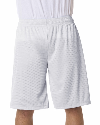Badger Sport Men's Shorts: 100% Polyester Mesh/Tricot 11-Inch (7211)