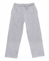 Badger Sport Men's Sweatpants: Cotton Blend Heavyweight Open Bottom with Pockets (1377)