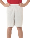 Badger Sport Youth Shorts: 100% Polyester Mesh/Tricot 6-Inch (2207)