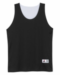 Badger Sport Youth Tank Top: 100% Polyester Double Layer Reversible (2129)