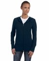 Bella Women's Jacket: 8 oz. Stretch French Terry Lounge (B7207)